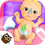 Sweet Baby Girl Doll House - Play, Care & Bed Time 2.0.3