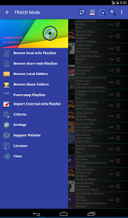 Free Playlist Manager- screenshot thumbnail