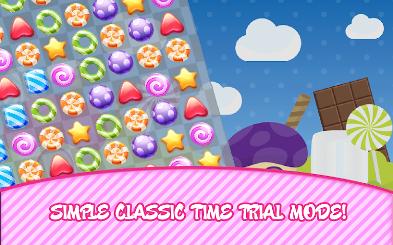 android Candy Match Screenshot 13