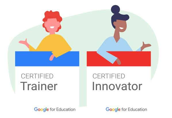 Certified Trainer and Innovator Programs