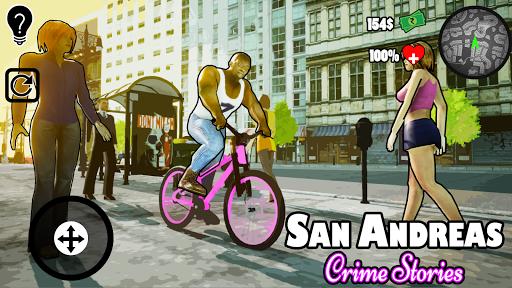 Foto do San Andreas Crime Stories