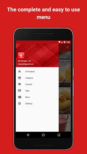 玩免費遊戲APP|下載All Recipes - AZ app不用錢|硬是要APP