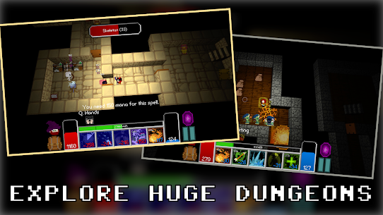 Dungeon Madness 2 MOD (Unlimited Gold Coins/Diamonds) 3