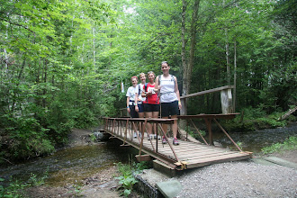 Photo: OXFAM Trailwalker Team, Scout Valley Orillia