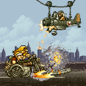 Metal Contra Soldier Rambo for PC and MAC