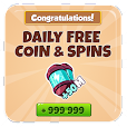 Daily spins and coins 2019 - Free new daily links file APK for Gaming PC/PS3/PS4 Smart TV