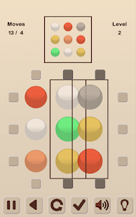Puzzle Rows and Columns - náhled