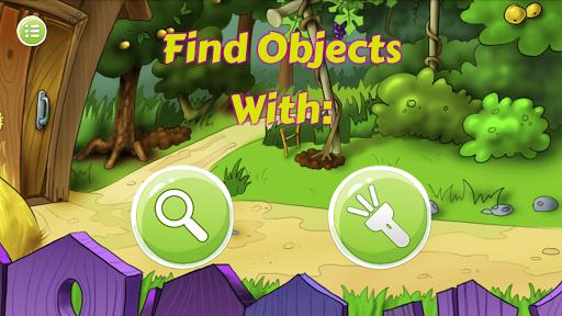 发现水果和玩具