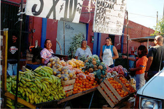 Photo: Market day in Old Town Mazatlan.