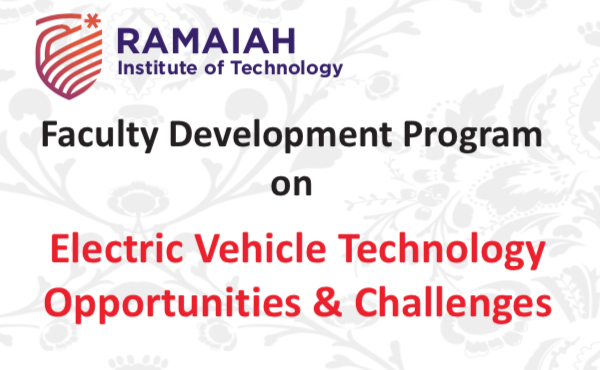 FDP on Electric Vehicle Technology