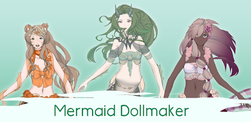 Create and dress up a mermaid character!