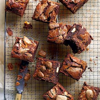 Triple Chocolate Chip Brownies.