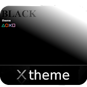 Black theme for XPERIA