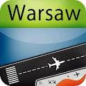 Warsaw Airport + Radar (WAW) icon