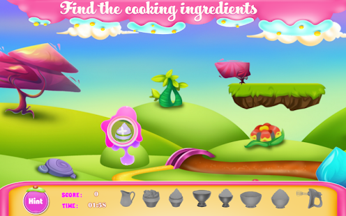 Fantasy Ice Cream Land- screenshot thumbnail