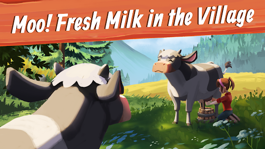 Big Farm: Mobile Harvest MOD APK (Unlimited Money/Seeds) for Android 3