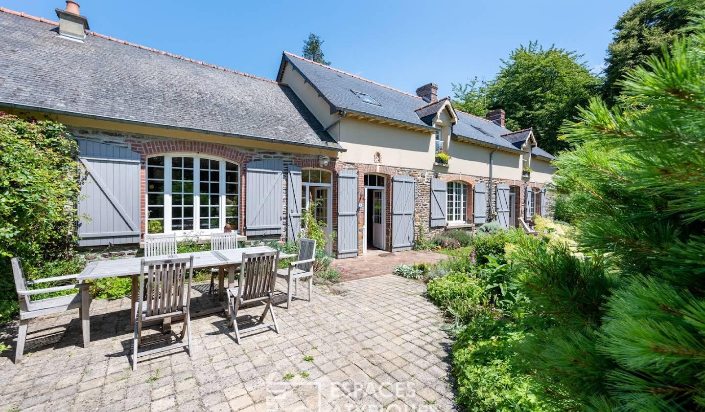 Maison avec terrasse Saint-Erblon