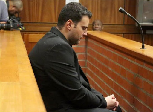 Christopher Panayiotou in court. Picture: FILE