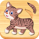 Baby Puzzles for Kids icon