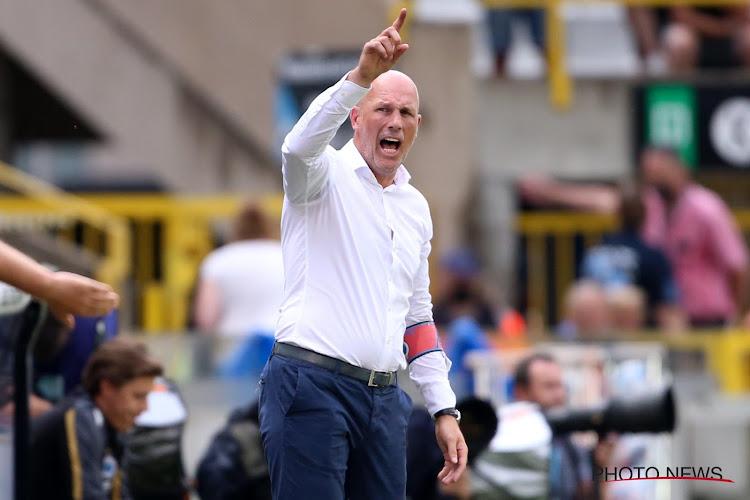 """Philippe Clement attend le PSG: """"Mais il faut être réaliste"""""""