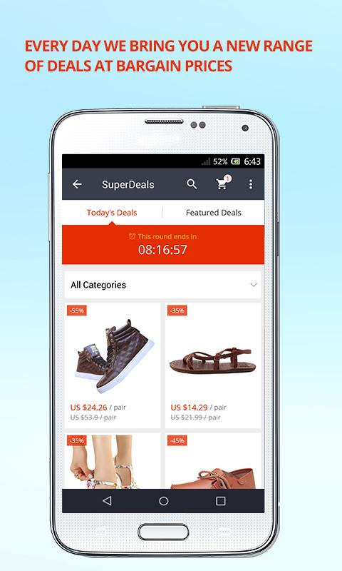 AliExpress Shopping App - screenshot