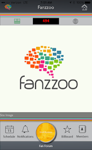 Fanzzoo- screenshot thumbnail