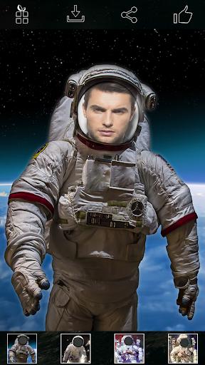 宇航員相框
