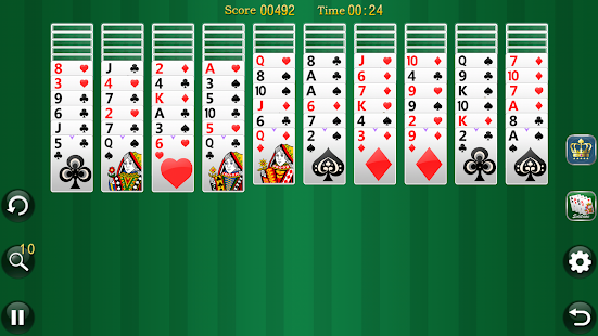 free 5 card draw poker solitaire strategy