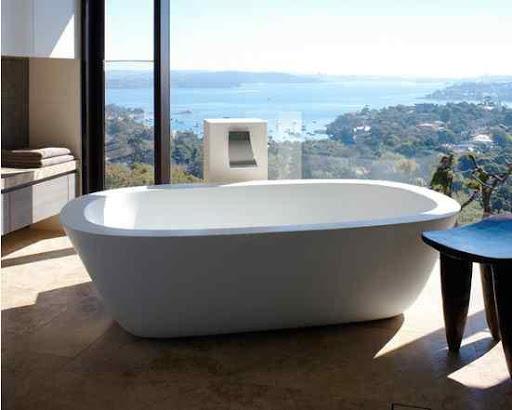 浴缸设计理念
