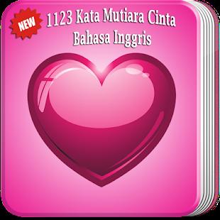 1123 Kata Cinta Bahasa Inggris Google Play Ilovalari