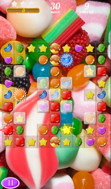 Candy Stars- screenshot