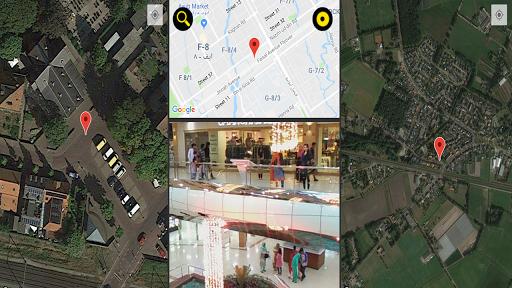Gps live satellite view : Street & Maps 3.2 screenshots 5