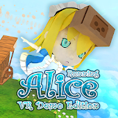 Alice Running VR Demo Edition