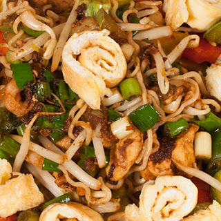Mie Goreng - A full meal by itself