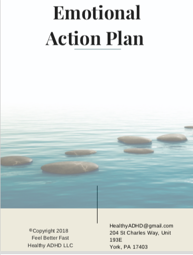 Emotional Action Plan