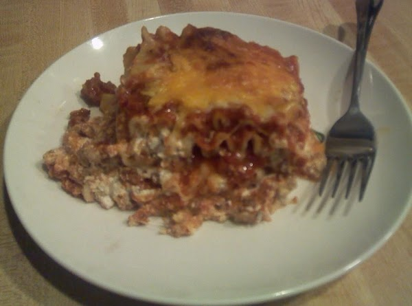 Lasagna (and The Secret!) Recipe