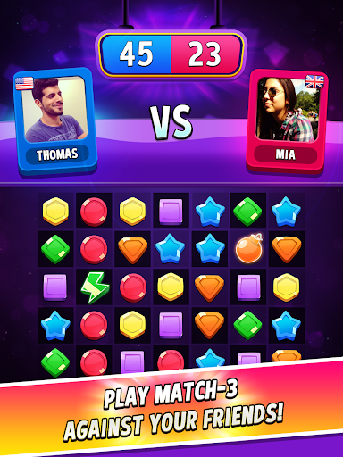 Match Masters - PVP Match 3 Puzzle Game 2.808 screenshots 8