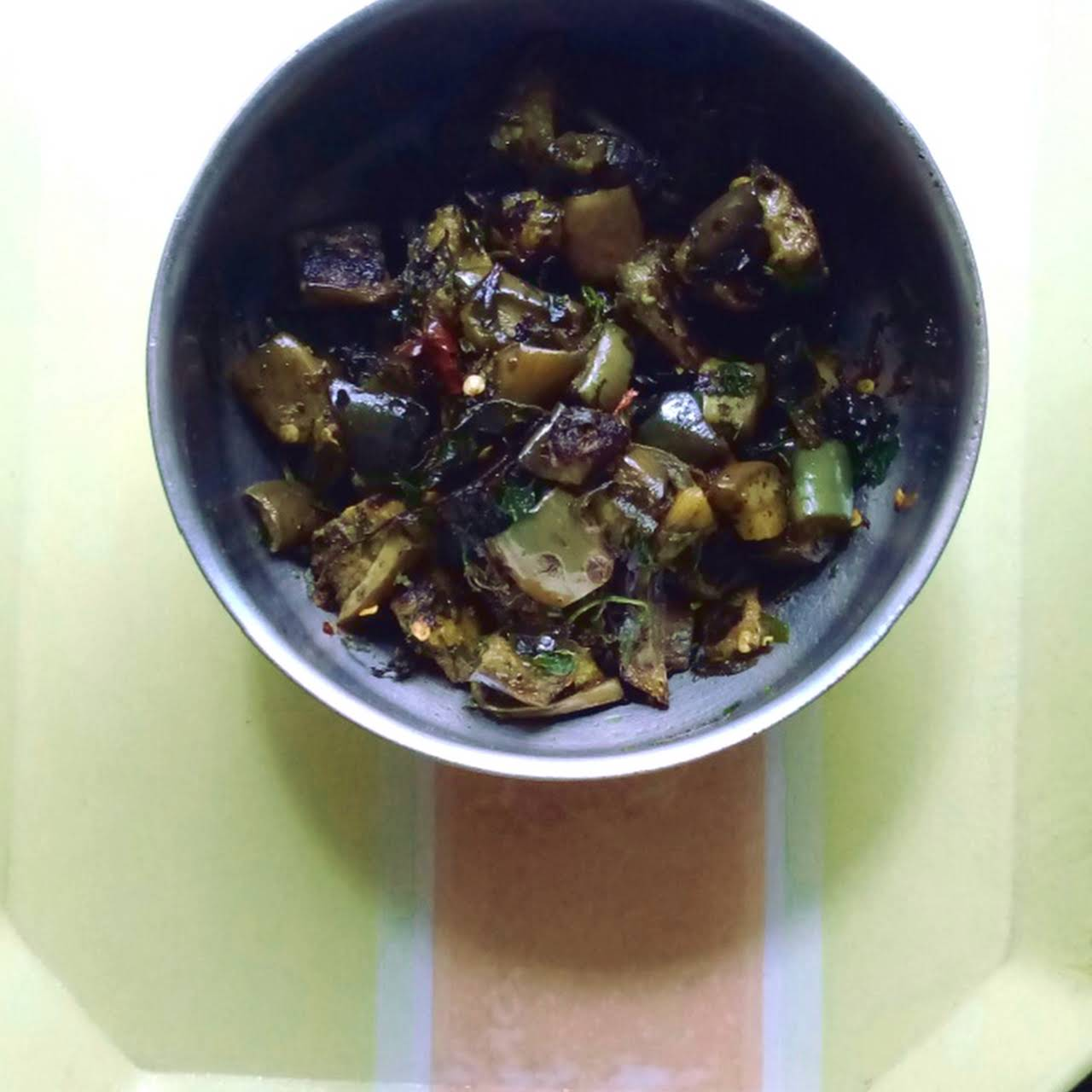 The most bitter Bengali food (Delicious & common food too)