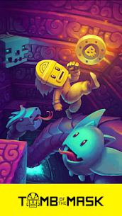 Tomb of the Mask MOD Apk 1.7.13 (Unlimited Coins) 5