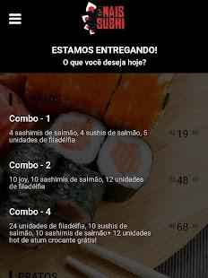 Sushi Mais Sushi - náhled
