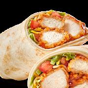 Crunchy Chicken Wrap