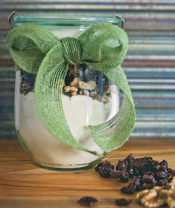 Cranberry Walnut Quick Bread Mix Recipe