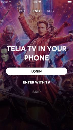 Telia TV Estonia 1.20.0 screenshots 1