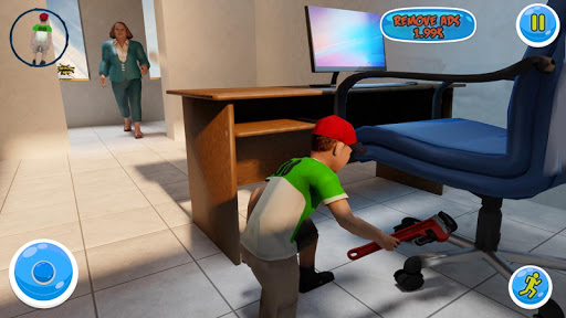 Hello Scary School Teacher 3D u2013 Spooky Games 1.0.0 screenshots 2