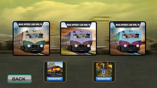 Train Driving Mumbai Local  screenshots 4