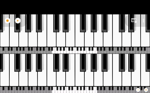 Mini Piano Lite 4.5.5 screenshots 23
