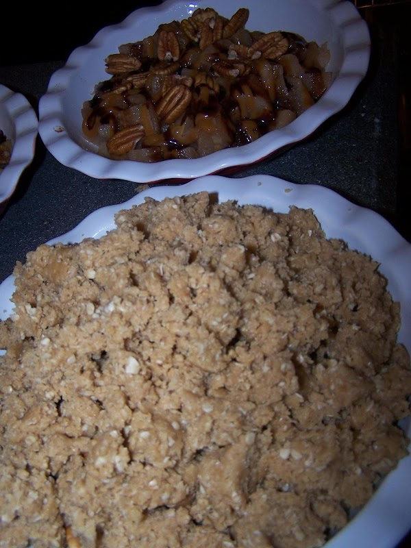 Turtle Apple Crisp Recipe