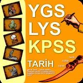 KPSS-YGS-LYS-TARİH