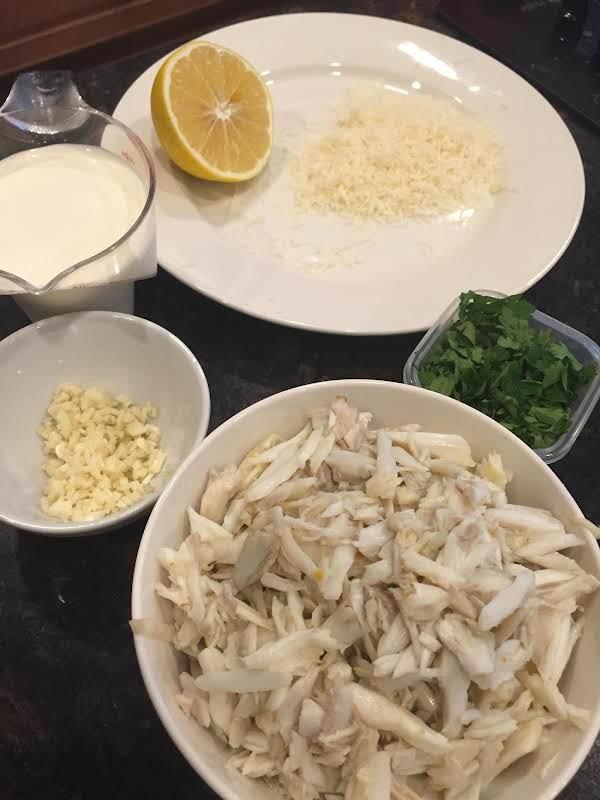 Margo's Marvelous Crab Dip Recipe