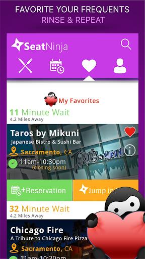 SeatNinja Screenshot